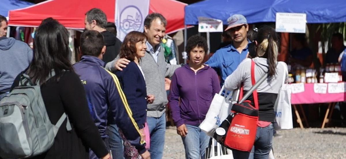 Mañana la Granja Educativa Municipal estará abierta y funcionará la Feria de productores rurales