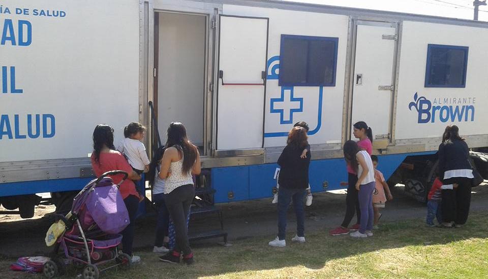 Renuevan recorrido los tráilers de salud del municipio