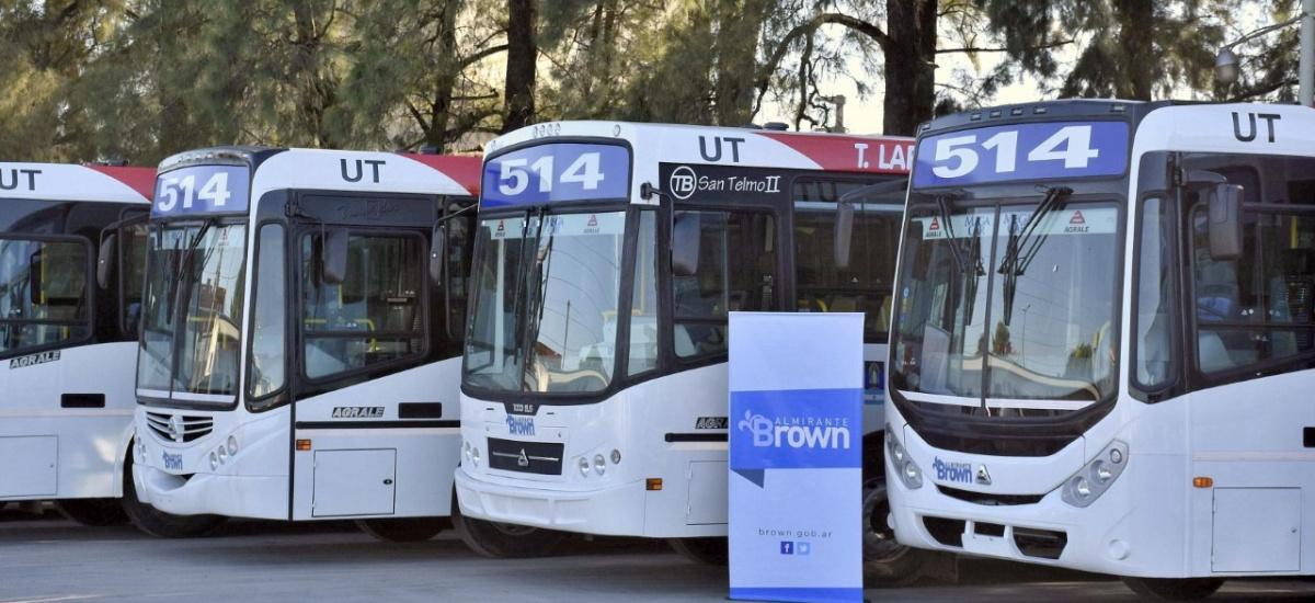 El Municipio anunció que arranca la nueva línea 514 con micros 0 km, más frecuencias y servicios