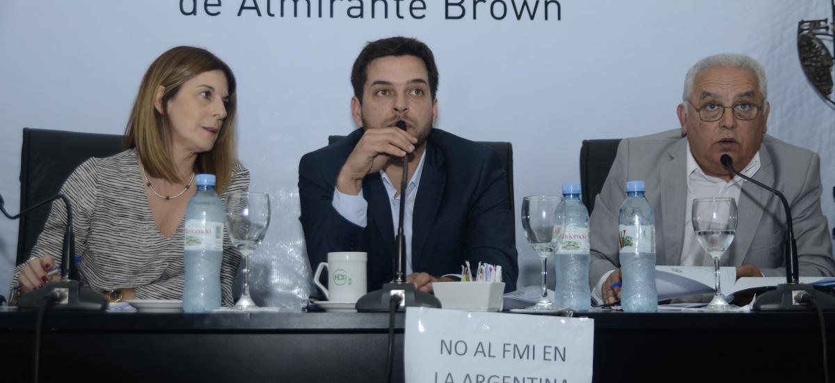 MÁS PAVIMENTOS PARA BROWN