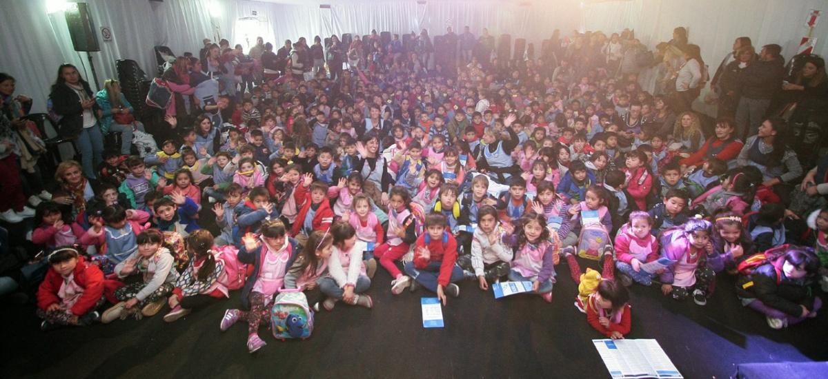 Más de 70 mil vecinos disfrutaron de la feria internacional del libro de Almirante Brown