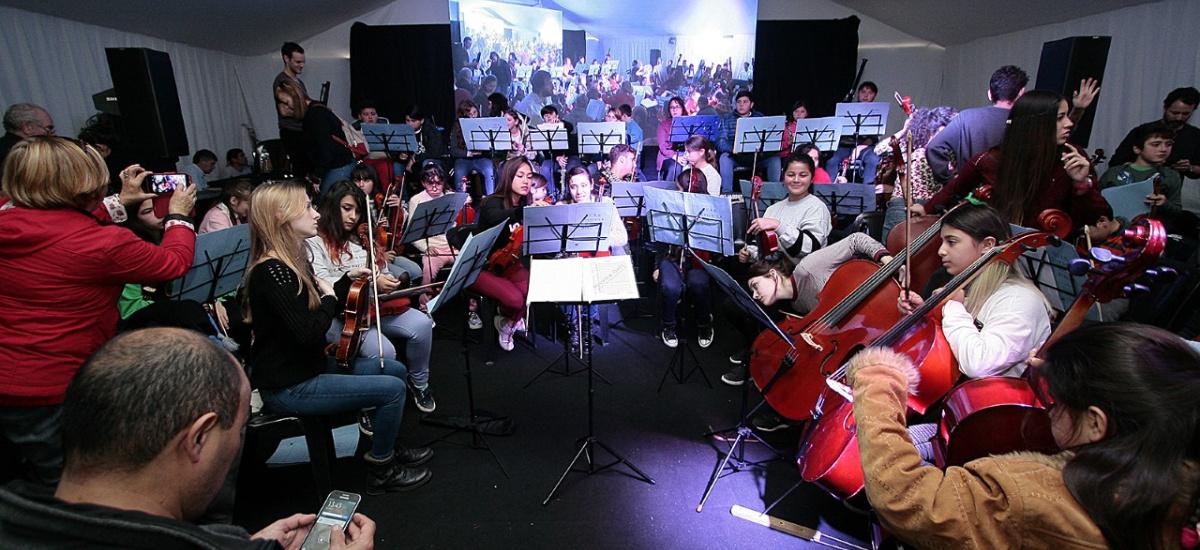 Los conciertos de primavera llegan a Alte Brown