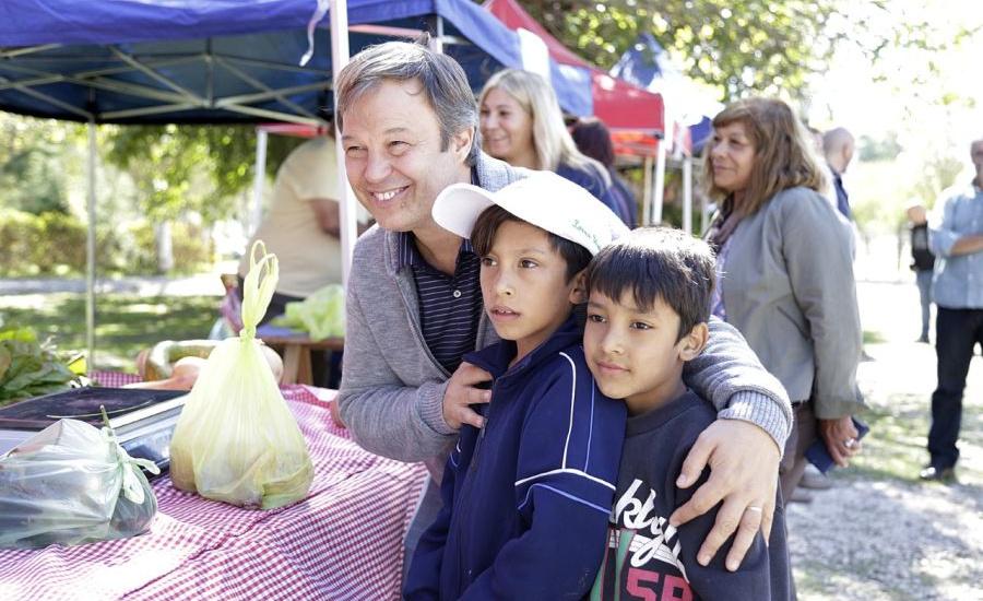 Este fin de semana los vecinos podrán disfrutar de la granja educativa y la feria de productores rurales