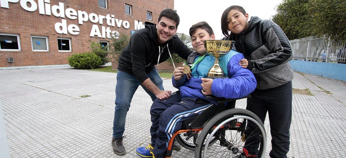 Juegos Bonaerenses: Cascallares destacó que Brown llegó al podio y felicitó a deportistas