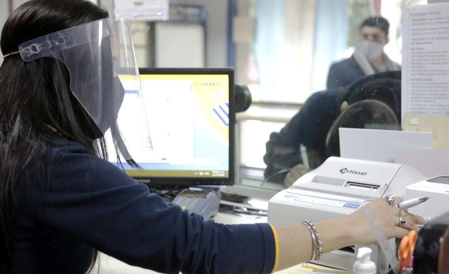 Habilitan nueva oficina del correo argentino para el cobro del IFE y de asignaciones