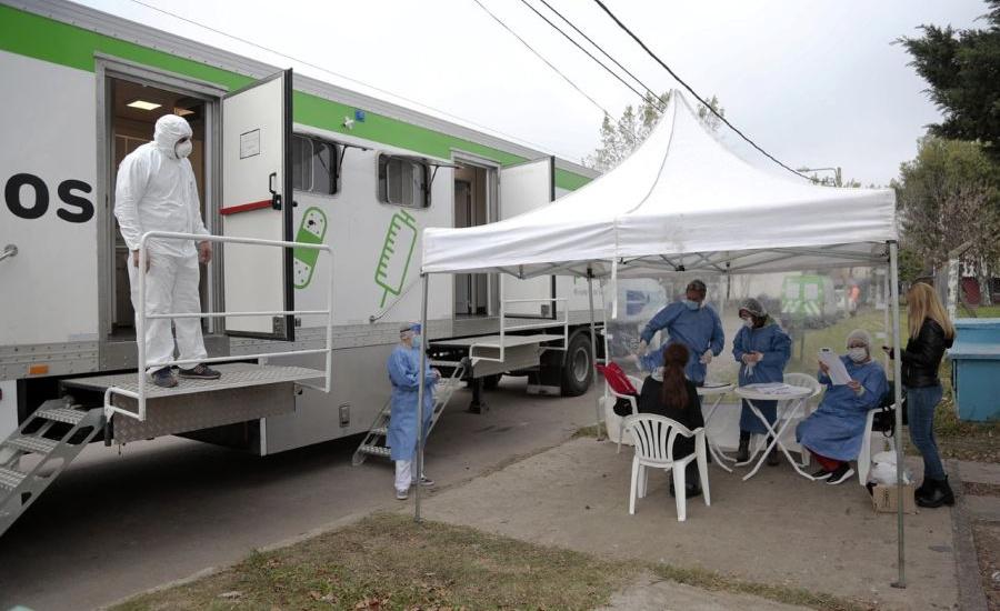 Dieron negativos los testeos de coronavirus a vecinos de Don Orione