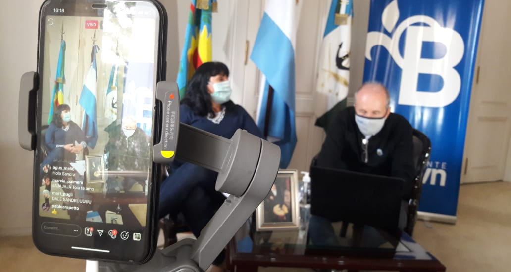 Con una charla virtual homenajearon a Manuel Belgrano en su natalicio