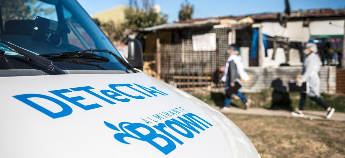 "Operativo ""Detectar"": El municipio ya realizó 50 mil controles limitando contagios"