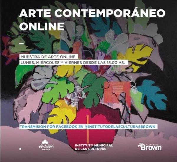 El municipio potencia la agenda cultural virtual y estrena programa con la vida de Belgrano