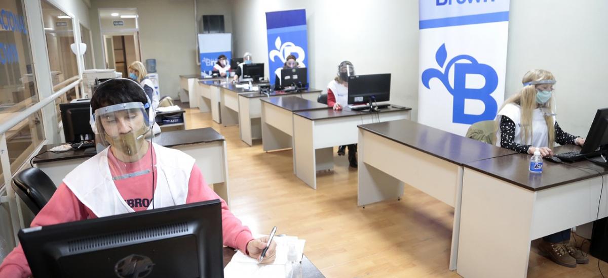 El municipio profundiza la asistencia por Covid-19 desde su centro de seguimiento