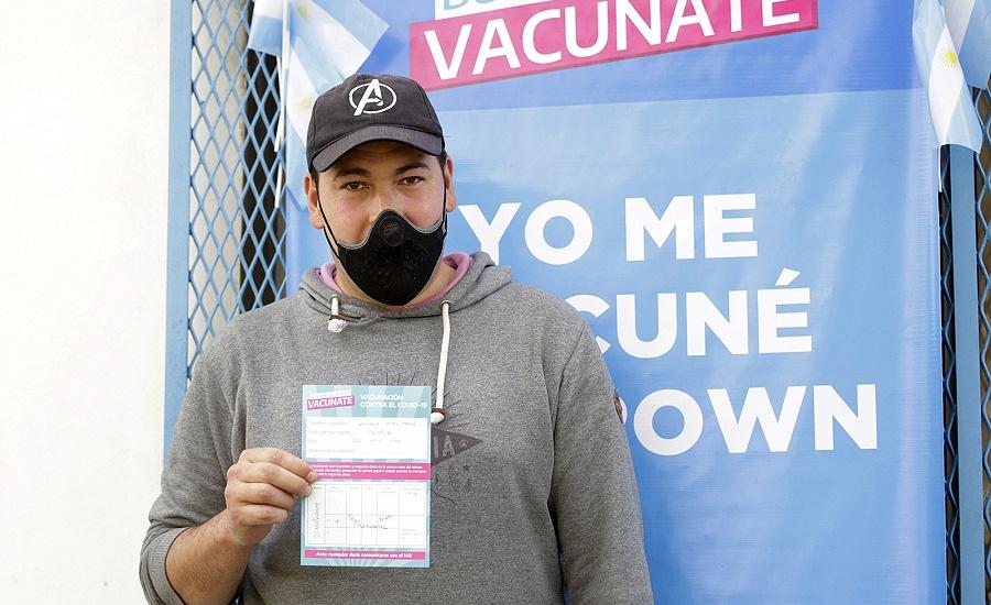 """Cascallares: """"Desde este miércoles , vacunas libres para mayores de 35 años"""""""