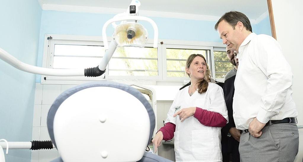El municipio renueva el equipamiento odontológico de los CAPS