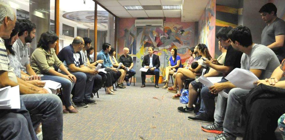 Cascallares reglamentó el funcionamiento de espacios culturales en Brown