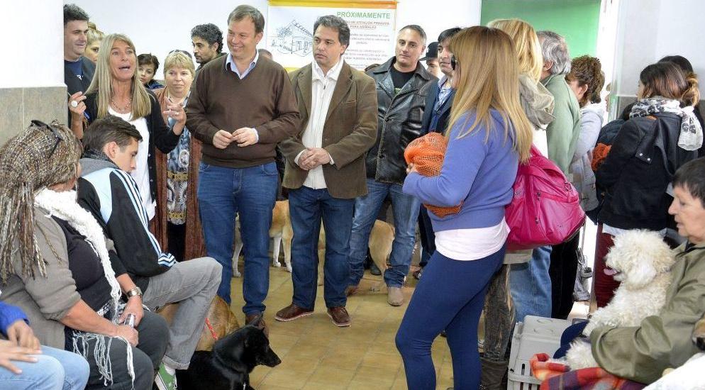 El municipio de Almirante Brown celebró la semana de animal