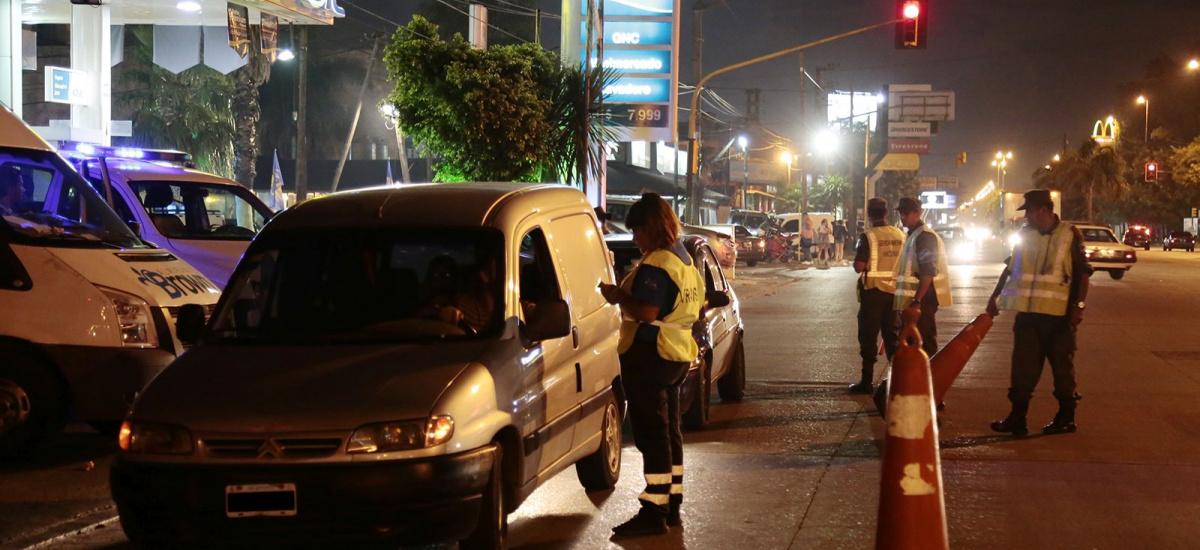 Secuestran motos y labran actas de infracción en operativos de tránsito