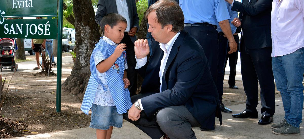 Unos 85 mil chicos de Alte Brown vuelven a clases con escuelas refaccionadas por el Municipio