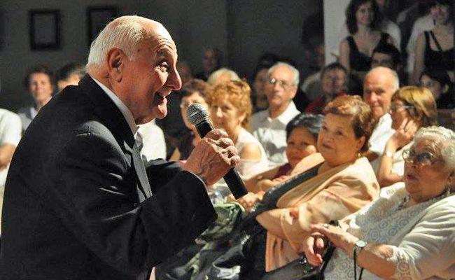 """Carlos """"Tata"""" Cima  y Juan Silvestre declarados personalidades destacadas de la cultura en Brown"""