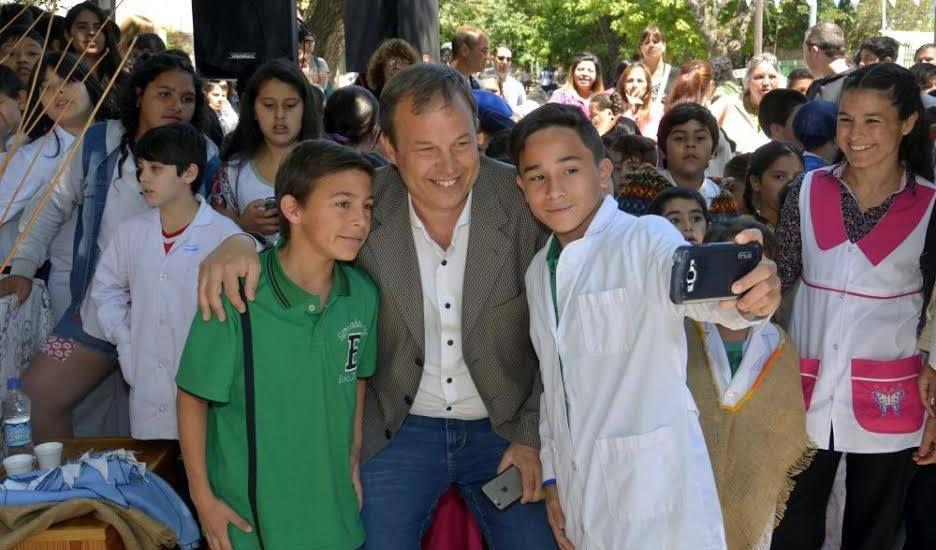 El municipio realiza obras en las escuelas de Brown durante el receso de verano