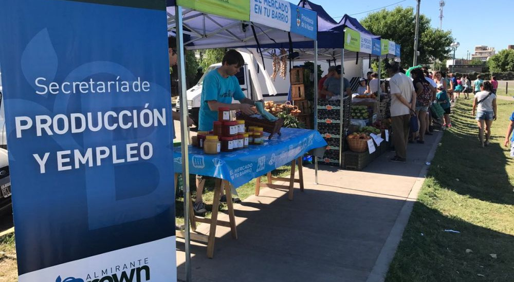 El mercado en tu barrio llega a Burzaco y San José