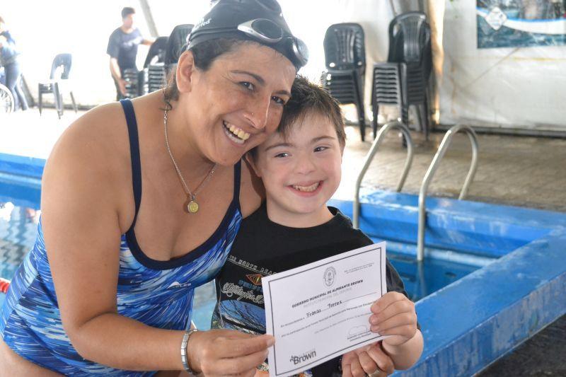 Natación y discapacidad: un deporte que incluye a todos