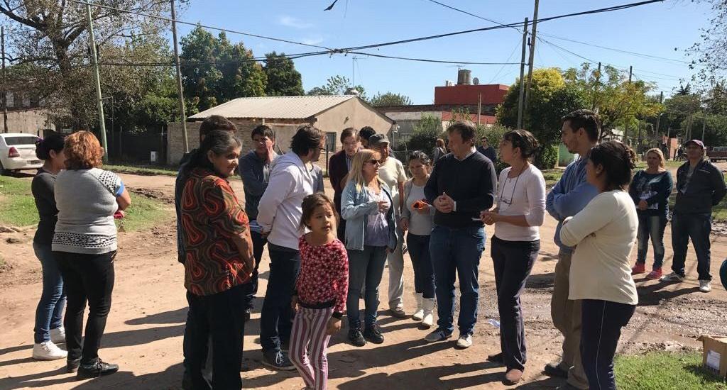 Recorrida por Burzaco y Ministro Rivadavia