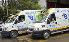"""El servicio de emergencias """"107AB"""" pasó de atender 4400 a 10 mil casos anuales"""