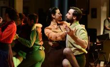 Almirante Brown brilla con el festival de tango en el siglo XXI