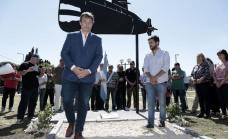 Alte Brown rindió homenaje a los tripulantes del ARA San Juan a un año de su desaparición