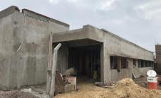 Cascallares recorrió obras de construcción y ampliación de los centros de atención primaria de salud