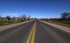 Finalizan las históricas obras de la nueva Ruta 16